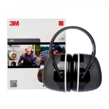 Антифони 3M™ PELTOR™ Earmuffs, 37 dB, Black, Headband, X5A