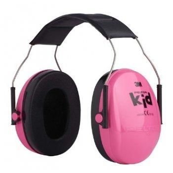 Детски антифони 3M PELTOR™ Розови