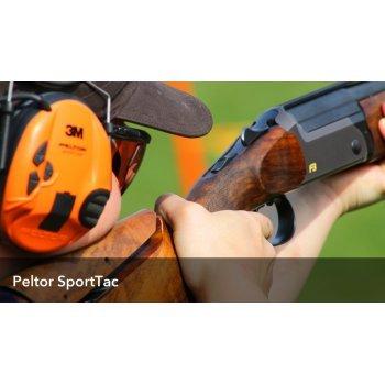 Активен антифон 3M™ Peltor™ SportTac™