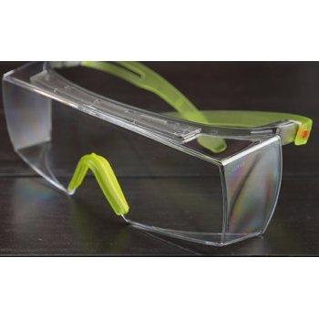 Защитни очила 3M™ SecureFit™ 3700 GRN