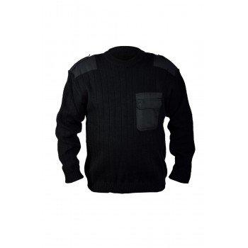 Пуловер с джоб BRUNO