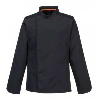 Черно готварско яке MeshAir Pro