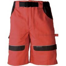 Работен къс панталон COOL TREND RED