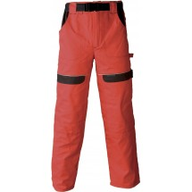 Работен панталон COOL TREND RED