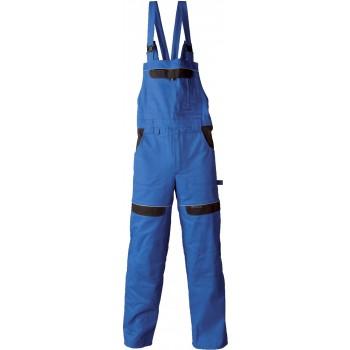 Работен полугащеризон COOL TREND BLUE BIB PANTS