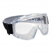 Защитни работни очила с ластик Portwest с индиректна вентилация