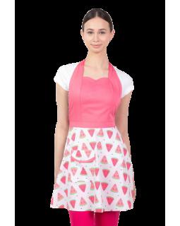 Цветна дамска престилка Watermelon