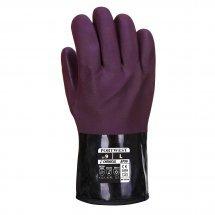 Зимни ръкавици за химическа защита Chemtherm