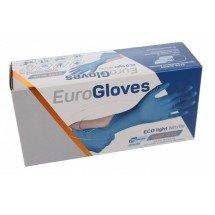 Еднократни ръкавици от нитрил EUROGLOVES 200 бр.