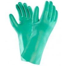 Ръкавици от нитрил, масло-киселиноустойчиви SOLVEX®