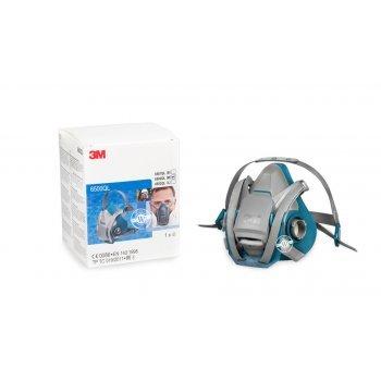 Респираторна полумаска 3M™ 6500 QL
