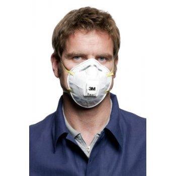Чашковидна маска 3M™ 8812 с ниво на защита FFP1