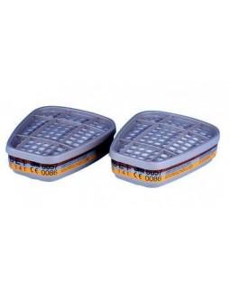 Комбиниран филтър за газ и пара 3M ™ 6057 ABE1