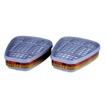 Филтър за защита от газове и пари 3M ™ 6075 A1+ формалдехид