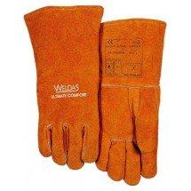 Ръкавици за заварчици WELDAS ORANGE