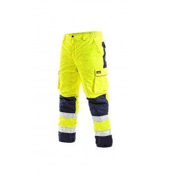 Сигнален ватиран панталон CARDIFF