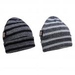 Раирана подплатена плетена шапка с Insulatex подплата