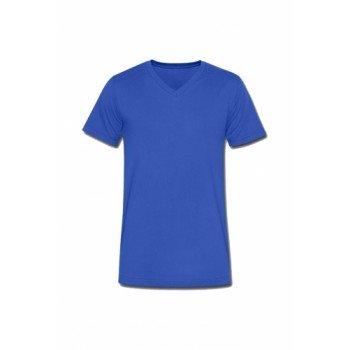 Тениска с остро деколте
