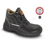 Зимни обувки тип боти BRUSEL с топла подплата