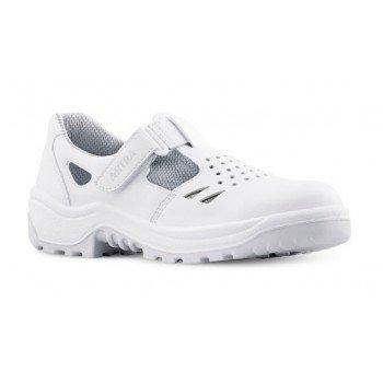 Работни обувки тип сандали ARMEN бели