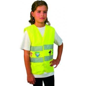 Детска светлоотразителна жилетка TEDDY