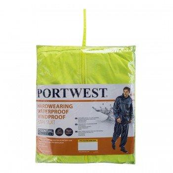 Водозащитен костюм Essentials Yellow PORTWEST