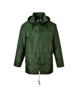 Водоустойчиво класическо яке за дъжд PORTWEST Olive green