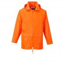 Водоустойчиво класическо яке за дъжд PORTWEST Orange