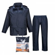 Водозащитен костюм Essentials Blue PORTWEST